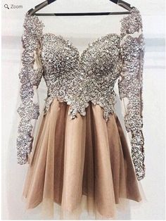 https://www.simple-dress.com/luxious-illusion-jewel-neck-long-sleeves-champagne-homecoming-dress-beading.html