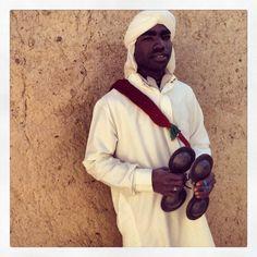 "Marruecos ""Músicos Gnawa"""