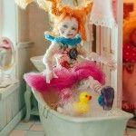 Huvikummun kylpyhuone