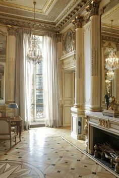 ♔ French interior