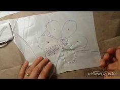Artesanato RENDA Renascença passo a passo como fazer o ponto sianinha com dois laços-DIY - YouTube Romanian Lace, Needle Lace, Irish Crochet, Cotton Lace, Hand Stitching, Renaissance, Needlework, Quilts, Embroidery
