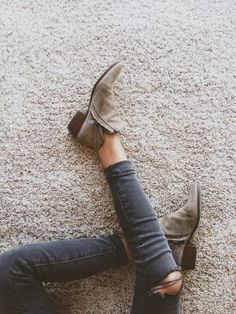 Ankle boots fall must have #FallFashion