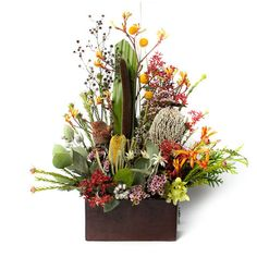 australian native flowers large arrangements - Google Search