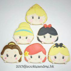 Tsum Ysum Princess Cookies