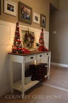 COUNTRY GIRL HOME : More Christmas