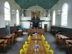 Willibrordkerk - Herbestemming Noord