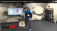 4 Step Kettlebell Workout Routine for Weight Loss | A Basic Kettlebell Progression