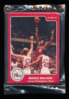 1984-85 star philadelphia sixers 76ers sealed team bag - charles barkley rc  from  279.0 fbc9235d3