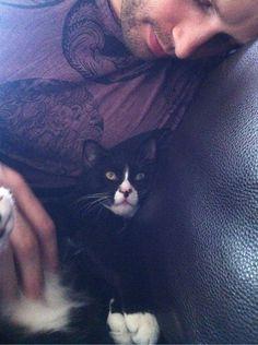 Caleb Cute Country Boys, Cats, Animals, Gatos, Animales, Animaux, Animal, Cat, Animais