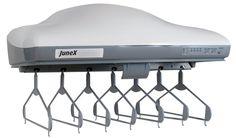 Habilite-se a ganhar um secador de roupa Junex SJ 217