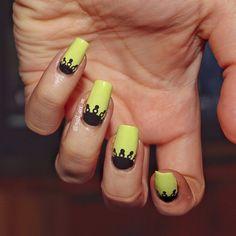 #nails #nail #fashion #style #negler #cute #beauty #beautiful #instagood #pretty #girl #girls #stylish #sparkles #styles #gliter #nailart #art #opi #photooftheday #essie #unhas #preto #branco #rosa #love #shiny #polish #nailpolish #nailswag