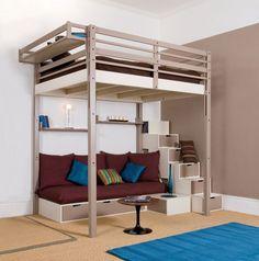 80 lits mezzanine pour gagner de la place !