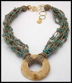 50% DE DESCUENTO Las brisas Handcarved por sandrawebsterjewelry Más
