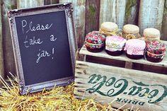 Hoy en el blog, una idea para regalar a los invitados.