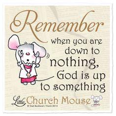 Church Mouse