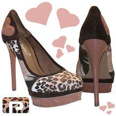 O que dizer? Esse sapato é MUITO AMOR!  Concordam? ♥ R$69.99