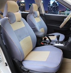 96.74$  Watch here - http://alisqz.worldwells.pw/go.php?t=32753878576 - Front+Rear Special car seat covers For Geely Emgrand7-RV EC7-RV EC715-RV EC718-RV EC-HB car accessories car styling car covers 96.74$