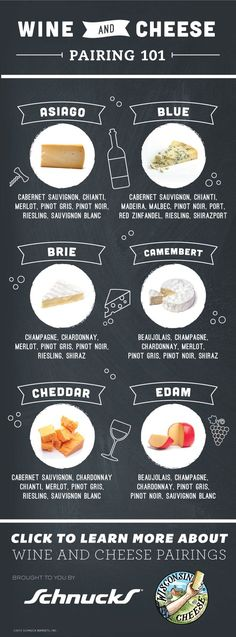 Wine & Cheese 101!  Pair wine and cheese like the pros when you use our guides. {wineglasswriter.com/}