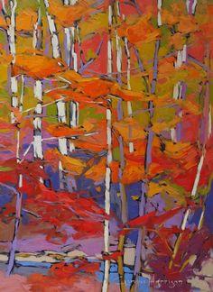 Gordon Harrison   Gordon Harrison Canadian Landscape Gallery