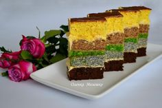 Russian Desserts, Cupcake Cakes, Cupcakes, Recipies, Food And Drink, Sweets, Baking, Ideas, Cakes