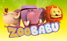 Zoobabu | Collection 10 (African Animals) | Full episodes for kids ... | 143x236