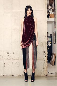 See the Gary Graham autumn/winter 2015 collection
