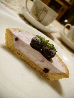 Blueberry+Yogurt+Tarts