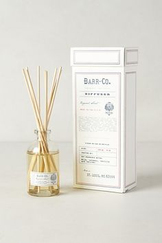 Barr-Co. Reed Diffuser #anthropologie