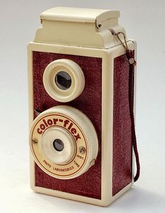 Color-Flex. http://www.etsy.com/listing/105129448/very-rare-1947-color-flex-tlr-camera-by?ref=sr_gallery_30_search_query=camera_view_type=gallery_ship_to=ZZ_min=0_max=0_search_type=vintage