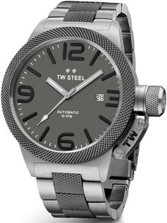 TW Steel Watch Canteen #basel-16 #bezel-fixed #bracelet-strap-steel #brand-tw-steel #case-material-steel #case-width-45mm #classic #date-yes #delivery-timescale-1-2-weeks #description-done #dial-colour-grey #gender-mens #movement-automatic #new-product-yes #official-stockist-for-tw-steel-watches #packaging-tw-steel-watch-packaging #style-dress #subcat-canteen #supplier-model-no-twcb205 #warranty-tw-steel-official-2-year-guarantee #water-resistant-100m