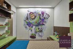 #interiores #ambientes #interiordesign #decoração #homestyle #arquitetura #decor #decoration #interiors #lifestyle #adornos #cores #textures #kids #children #quarto #criança #toy #fun #buzzlightear