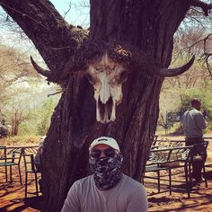#сафари #африка #Africa #safari #вдвоем #слюбимой #череп #буйвол #поиграем #путешествие #Танзания ##Tanzania