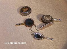 les mains calmes: Petites coquetteries miniatures