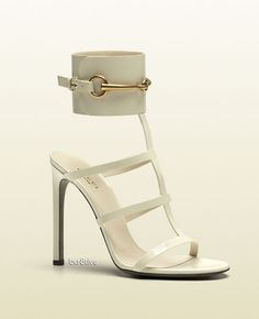 Gucci Ursula ankle-strap high heel sandal