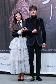Legend Of The Blue Sea Kdrama, Legend Of Blue Sea, Korean Celebrity Couples, Korean Celebrities, Celebs, Korean Actresses, Korean Actors, Actors & Actresses, Jun Ji Hyun Fashion
