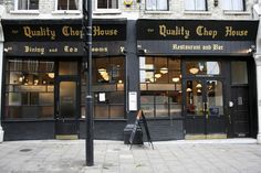 Quality Chop House - Farringdon