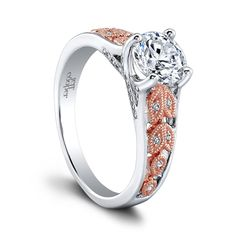 Top 70 Dazzling & Breathtaking Rose Gold Engagement Rings