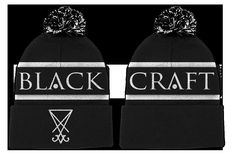 Blackcraft Beanie | Black Craft - - imma buy this and add a black bircage veil to the front...