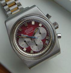 1969 Zenith El Primero.  Excellent watch!