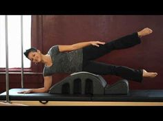 Upside-Down Pilates - Pilates Arc - Lesson 61 - Part 2 of 4 - HD - YouTube
