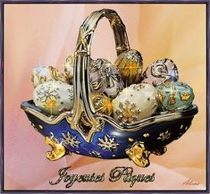 A Fabergé egg (Russian: Яйца Фаберже; Yaĭtsa Faberzhe) is any one of the thousands of jeweled eggs made by the House of Fabergé from 1885 through Tsar Nicolas Ii, Fabrege Eggs, Egg Shop, The Empress, Imperial Russia, Egg Art, Russian Art, Objet D'art, Saint Petersburg