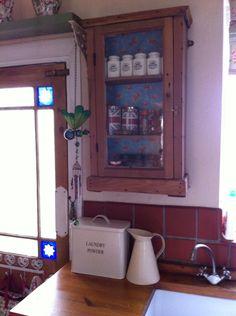 Cupboard love ...