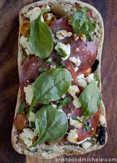 Hump-Day Healthy Pizza