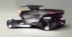 BMW Auriga on Behance