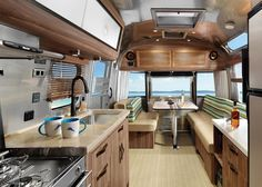 Airstream and Tommy Bahama Offer A Travel Trailer And Mercedes Touring Van For The Great American Weekend