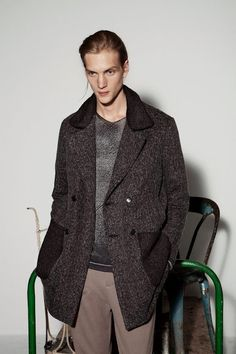 Paul Boche for JNBY Fall/Winter 2012 Campaign