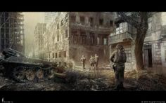 concept from metro 2033 Apocalypse Landscape, Apocalypse Art, Metro 2033, Landscape Artwork, Landscape Pictures, Cthulhu, Post Apocalyptic Games, Metro Last Light, Post Apocalyptic