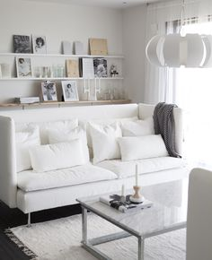 ikea wohnzimmer weiss, 210 besten wohnzimmer bilder auf pinterest in 2018 | living room, Design ideen