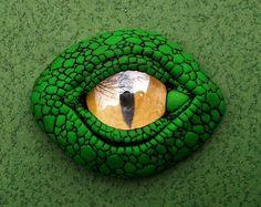 Dragon Eye Magnet by MandarinMoon, via Flickr