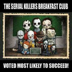 They forgot Dexter...